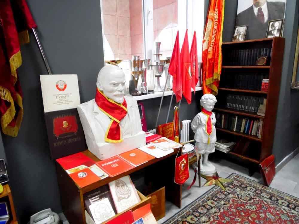 Музей СССР в Сочи